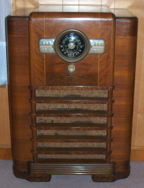 Zenith 10S464 Console